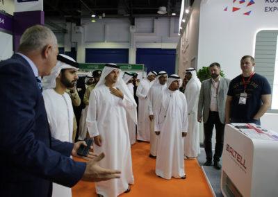 Intersec 2018 20-я ближневосточная конференция и выставка технологий безопасности, защиты и спасательных средств