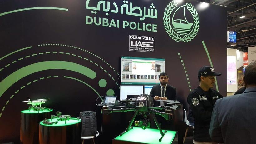 Полиция Дубая заинтересовалась новым беспилотником резидента ОЭЗ «Технополис «Москва»