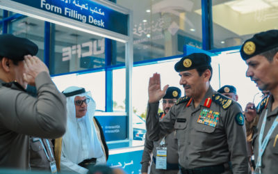 Выставка Intersec Saudi Arabia 2019 собрала 111 участников