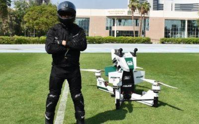 Полиция Дубая научилась автоматически обнаруживать нелегальные беспилотники