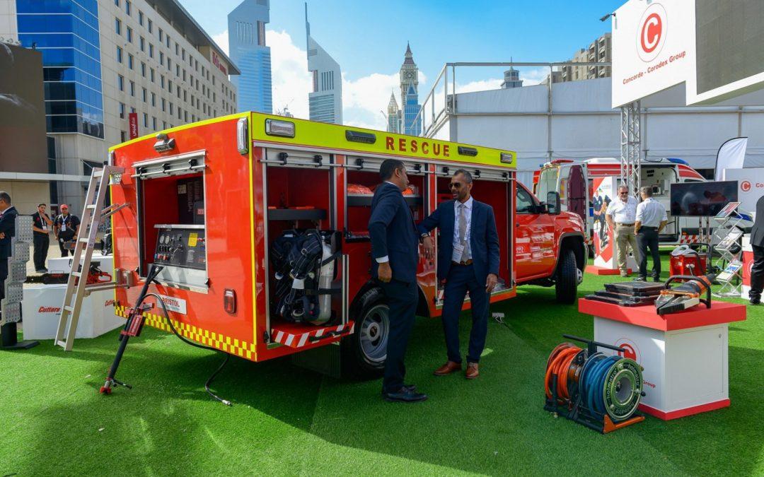Рынок противопожарных систем и оборудования Ближнего Востока будет расти на 2,6% ежегодно до 2025 года